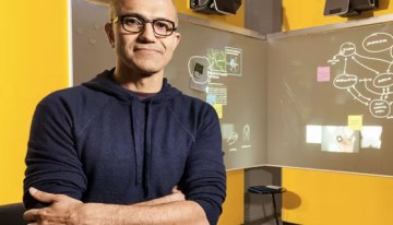 Microsoft Board Names Satya Nadella as CEO (Eng/Esp)