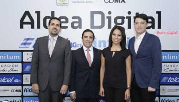 Aldea Digital Telcel Infinitum 2014 abre sus puertas en el Zócalo de la Ciudad de México