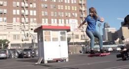 Huvr: la patineta de Volver al Futuro II. ¿Realidad o excelente campaña publicitaria?