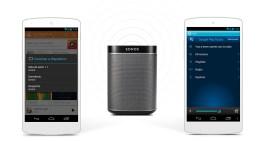 Google Play Music llega al sistema Sonos