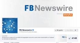 FB Newswire, noticias de último momento para periodistas y comunicadores