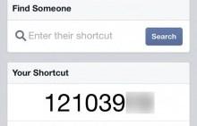 Facebook podría asignar números únicos a los usuarios para facilitar su localización