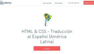 Codecademy ya esta disponible en español