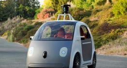 Google informa la construcción de nuevos vehículos creados por la empresa que se manejan solos