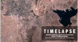 Time Timelapse: la herramienta de la revista Time que muestra los cambios del planeta de las últimas 3 décadas