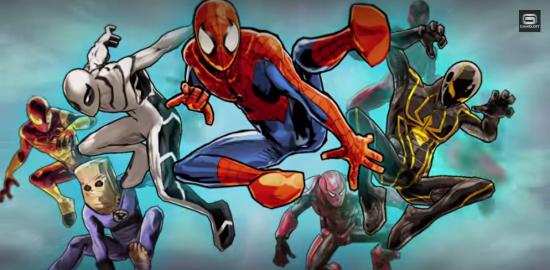 Gameloft y Marvel anuncian el juego Spider-Man Unlimited