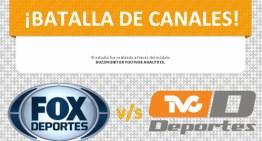 Quién es quién en Youtube entre Fox Deportes y TVC Deportes