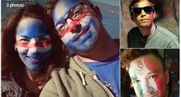 Google+ pinta tu cara con los colores de la bandera de tu equipo