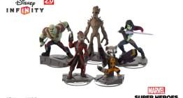 Disney Infinity 2.0 incluirá personajes de Guardianes de la Galaxia