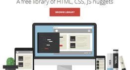 Cody, interesante repositorio de tutoriales HTML y CSS gratuitos