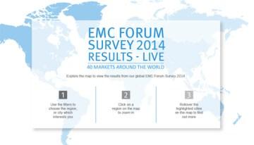 Área de TI, un impulsor estratégico de los negocios, según 80% de encuestados del EMC Forum