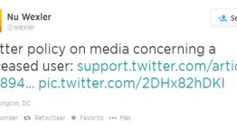 Las imágenes de personas accidentadas o fallecidas serán retiradas de Twitter cuando sus familiares lo soliciten