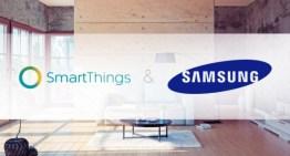 Samsung adquirió la empresa de domótica SmartThings