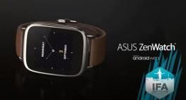 ZenWatch, el primer reloj inteligente de Asus