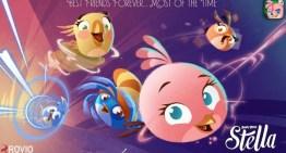 Stella, el nuevo juego de los Angry Birds
