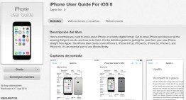 Apple libera la guía de iOS 8 en iBooks