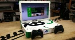 Xbook Duo: un híbrido de Xbox One, Xbox 360 y Laptop