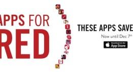 Apple donará parte de sus ingresos en favor de la lucha contra el SIDA