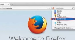 """Nuevo versión de Firefox  añadirá búsqueda en DuckDuckGo y el botón """"olvido"""""""