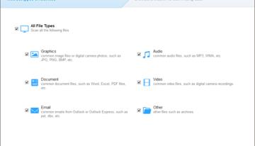 EaseUS Data Recovery Wizard Free 8.5, excelente herramienta para recuperar archivos borrados