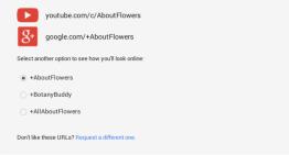 YouTube facilita a los creadores de contenido escoger su propia URL