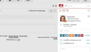 Fullcontact para Gmail, plugin de Google Chrome que otorga más datos sobre nuestro contactos