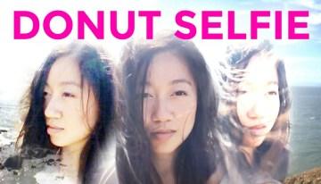 Después de la moda del Selfie, ahora llega el Donut Selfie