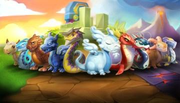 Dragon Mania Legends!, nuevo juego de Gameloft