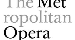 Cinépolis presenta en vivo y en directo las nuevas Operas de la temporada desde el MET de Nueva York