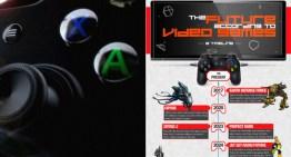 Infografía: El futuro según los videojuegos