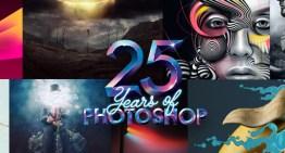 Adobe Photoshop Cumple 25 Años