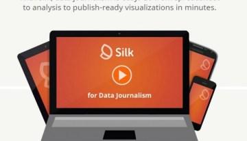Silk abre su servicio para periodistas con herramientas que facilitan la creación de Infografías