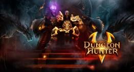 Dungeon Hunter 5 ya esta disponible para Android, iOS y Tienda Windows