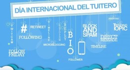 12 de marzo: Día Internacional de los Tuiteros #DiaInternacionalDeLosTuiteros