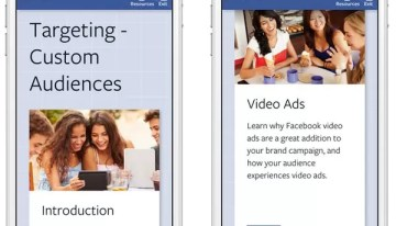 Blueprint, la nueva herramienta de Facebook para educar a marcas y vendedores