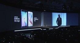 Samsung presenta los nuevos smartphone Galaxy S6 y Galaxy S6 Edge #MWC2015