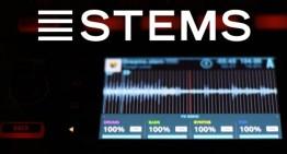 Stems, nuevo formato de audio con soporte multipista