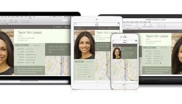Creación de versátiles soluciones de negocios con el nuevo software de la plataforma FileMaker 14