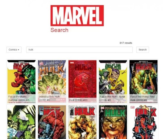 marvel-search