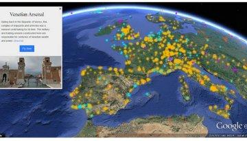 Google Earth celebra su decimo aniversario