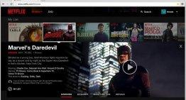 Netflix rediseña su sitio web