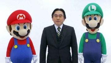 Falleció Satoru Iwata, CEO de Nintendo