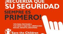 10 Tips para madres y padres sobre como proteger a sus hijos e hijas #ContraelGrooming : Save the Children