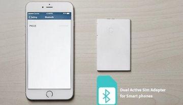 PIECE, proyecto de Kickstarter para añadir un número de teléfono extra a tu smartphone