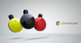 Chromecast será la marca oficial de los productos de streaming de Google
