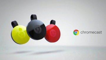 ChromeCast 4K llegará en octubre