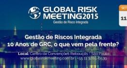 São Paulo discute Gestão de Riscos e Cyber Security no Global Risk Meeting