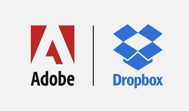 Adobe-Dropbox