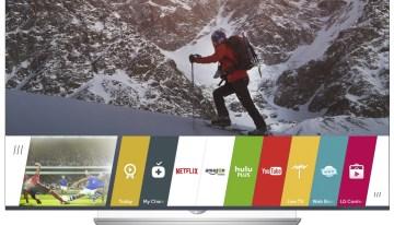 LG presentó contenido HDR en OLED 4K TV  en LG SMART HOME