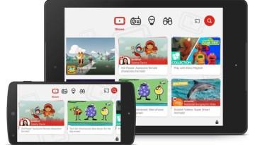 YouTube Kids mejora sus aplicaciones para iOS y Android